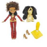 Кукла Братц Саша  (MGA,США) с двумя комплектами одежды и духами(оригинал)