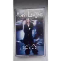 Аудиокассета Avril Lavigne