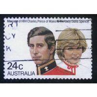 Австралия 1981 Mi# 760 (AU018) гаш.