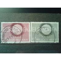 Бельгия 1960 Европа Полная серия