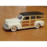 Ford Woody 1948 YatMing 1:43