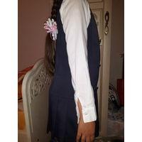 """Сарафан и блузка  р. 122-128 """"Orby """" для школы"""