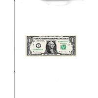 1 доллар США 2017 года серии В