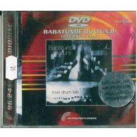DVD-Audio Babatunde Olatunji - Love Drum Talk (1998)