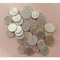 45 монет Турции