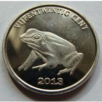 О.Саба 25 центов 2013 г