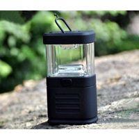 Туристический фонарь Bivouac (11 светодиодов, черный) , в наличии