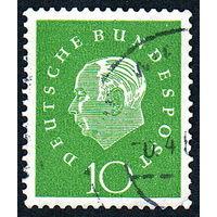 147: Германия (ФРГ), почтовая марка, 1959 год