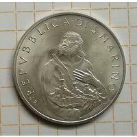 Сан Марино 500 лир 1979 г (серебро)