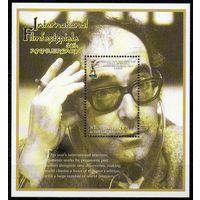 Жан-Люк Годар (Кино) Сент-Винсент и Гренадины 2000 год 1 чистый блок
