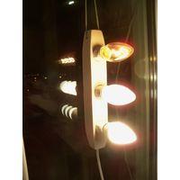 Светильник для зеркала на присоске 002