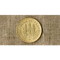 Мали 100 франков 1975  /F.A.O/КУКУРУЗА/флора//(ON)