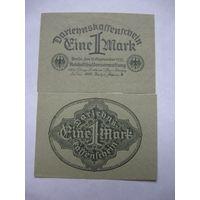 1 марка 1922