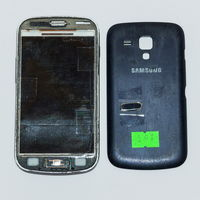 107 Samsung S Duos (GT-S7562). По запчастям, разборка