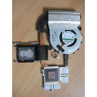 Acer Aspire TimelineX 4820TG система охлаждения
