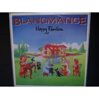 BLANCMANGE - Happy Families 82 London Records England NM/EX