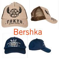 РАСПРОДАЖА!!! СКИДКА 50 %!!! Кепки испанского бренда BERSHKA, 100 % оригинальные, окружность головы от 48 до 56 см