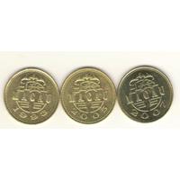 10 авос 1993, 2005, 2007 г.