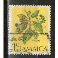 Ямайка. Гашеная. Лот-32
