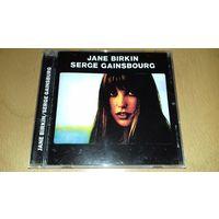 JANE BIRKIN / SERGE GAINSBOURG - совместный альбом (1969) CD