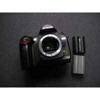 Nikon D70 на запчасти
