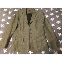 Классический твидовый пиджак (жакет)