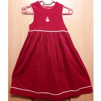 На 8 лет - Штроксовый сарафан-платье CFK