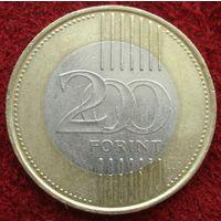 9036:  200 форинтов 2009 Венгрия