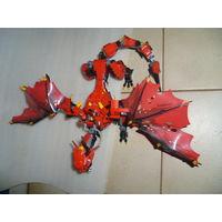 Большой Дракон. 70653 . Оригинал LEGO