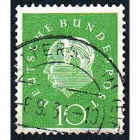 148: Германия (ФРГ), почтовая марка, 1959 год
