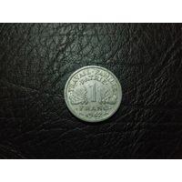 1 франк 1942