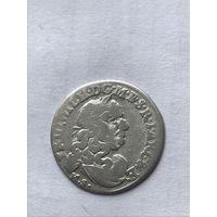 6 грошей  1682 - с 1 рубля.