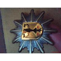 Кокарда  Федеральной полиции Германии