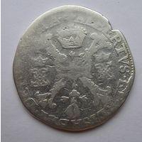 Испанские Нидерланды. Альберт и Елизавета (1598-1621) Полуталер. Редкая монета!!!