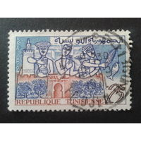 Тунис 1959 стандарт