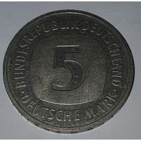 ФРГ 5 марок 1990
