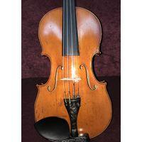 Старинная мастеровая скрипка Wilhelm Duerer