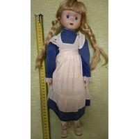 Кукла фарфоровая (10), 40 см