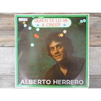 Alberto Herrero / Orquesta Egrem - Quien te lo va a creer - Areito, Куба