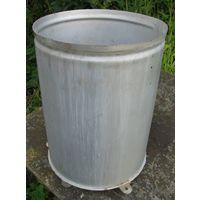 Бак алюминиевый, ёмкость 20 л (диаметр 38 см высота 68 см)
