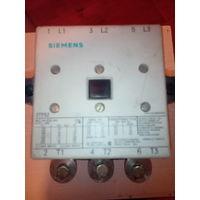 Пускатель электромагнитный контактор Siemens 3TF52