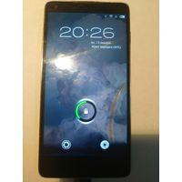Смартфон ZTE nubia Z5 разбит тач