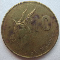 Замбия 10 нгвее 2012 г. (g)