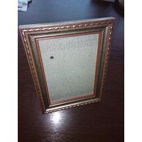 Рамка для фотографии пластмассовая (13*18 см)