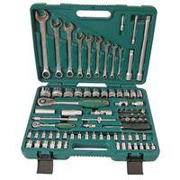 Набор инструментов Jonnesway S04H52482S 82 предмета.
