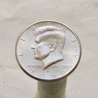 США 50 центов 2000 P