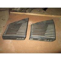 Лот 143. Крышки левого динамика панели приборов Volkswagen Golf 2, Jetta 2. Старт с 1 рубля!