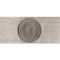 Дания 1 крона 1962//(Li)