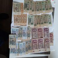 Сборный лот советских рублей