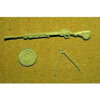 """ZEBRANO"" ZA35207 Ручной пулемет ДП-27 3 шт."